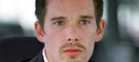 Ethan Hawke's Multi-colored Crib in Manhattan