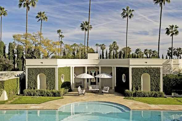 Kelly Wearstler Beverly Hills Mansion Celebrity Cribs