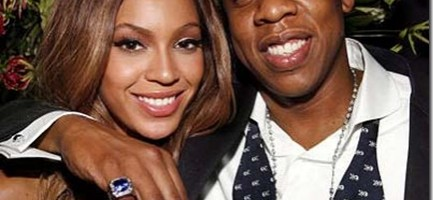 Temporary home of Beyonce and Jay-Z