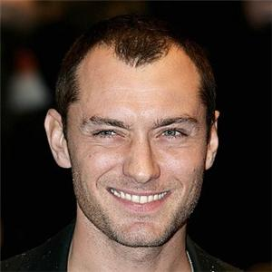 Jude Law lists in London