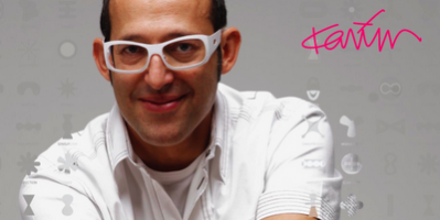 Want To Live Like Designer Karim Rashid? Buy his Chelsea Loft