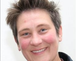 k.d. lang: living in a condo