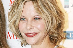 Meg Ryan's beautiful home in Bel Air