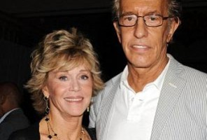 Richard Perry and Jane Fonda Do It Up Modern